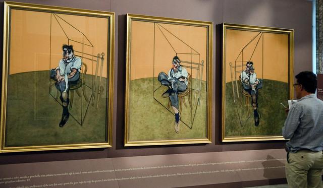 Tri studije, Frensis Bejkon, 142 miliona dolara