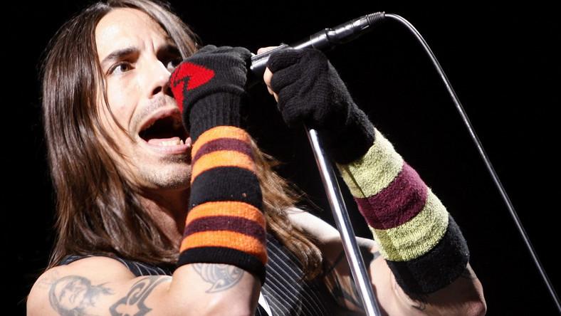 Red Hot Chili Peppers: Napisaliśmy z siedemdziesiąt kawałków