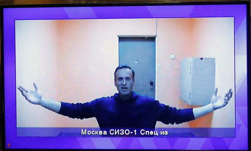Aleksiej Nawalny pozostanie w areszcie