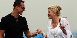 Żona Schumachera wyprzedaje majątek!