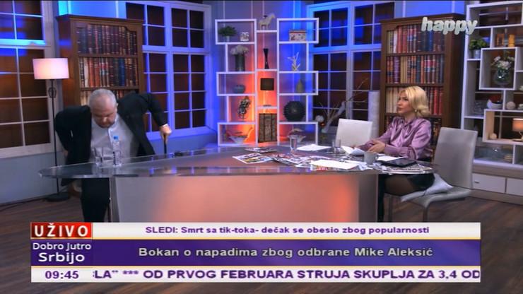 Nenad Čanak, Bokan, TV Happy