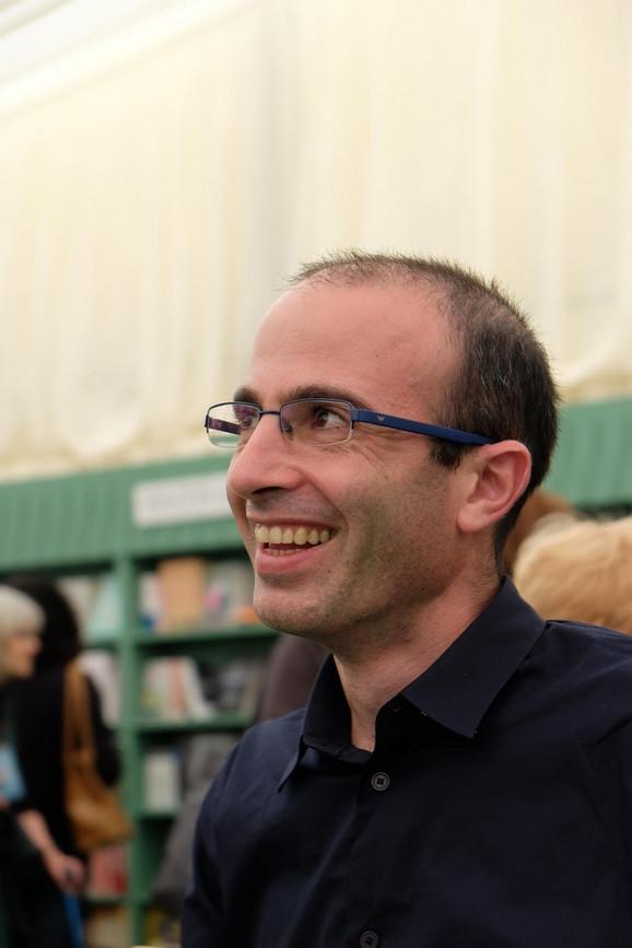 Juval Noa Harari, autor popularnog