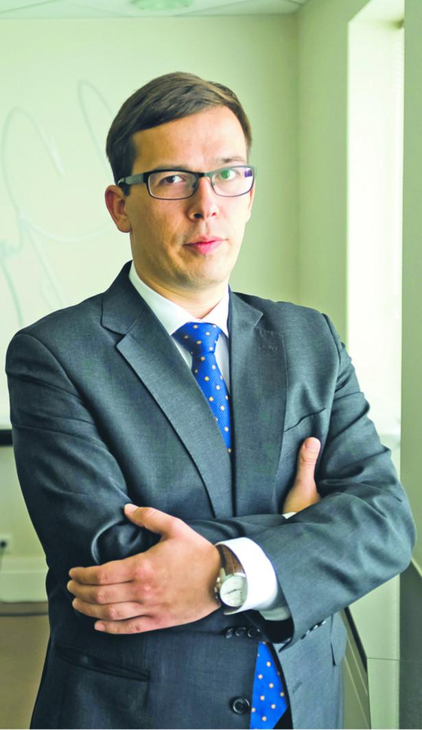 Karol Orzechowski, adwokat, partner w kancelarii Pietrzyk Orzechowski Wójtowicz