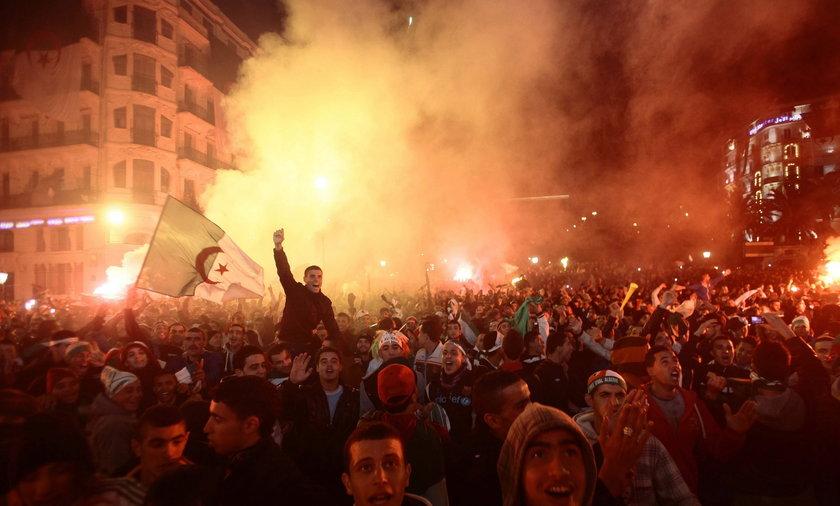 algieria w Mistrzostwach świata