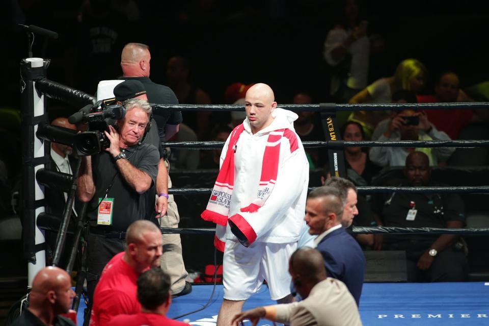 Adam Kownacki - Artur Szpilka