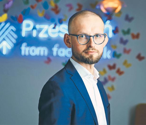 Jakub Turowski, szef zespołu ds. polityki publicznej Facebooka w Polsce, krajach bałtyckich, Rumunii i Bułgarii
