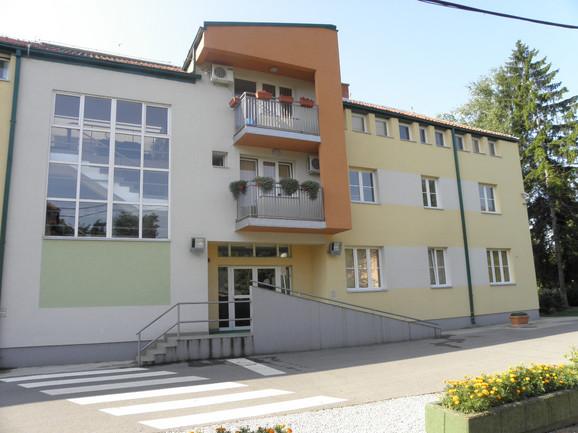 Poljoprivredna škola - učenički internat u Valjevu