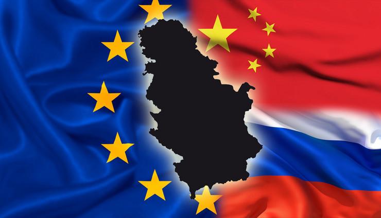 srbija eu rusija kina KOMBO foto Shutterstock