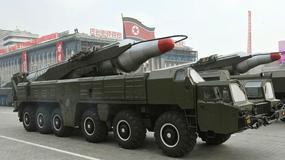 Korea Północna wystrzeliła dwie rakiety średniego zasięgu