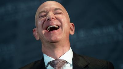 Twitter: Africans reacts to news of Jeff Bezos' net worth increasing by $13 billion in one day