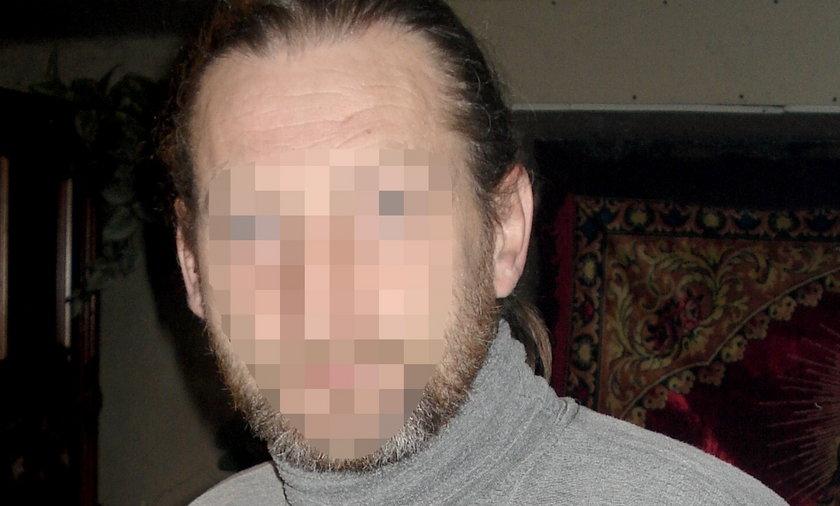 Pedofil Krzysztof P.
