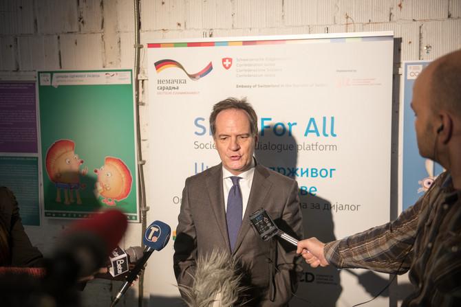ambasador Švajcarske