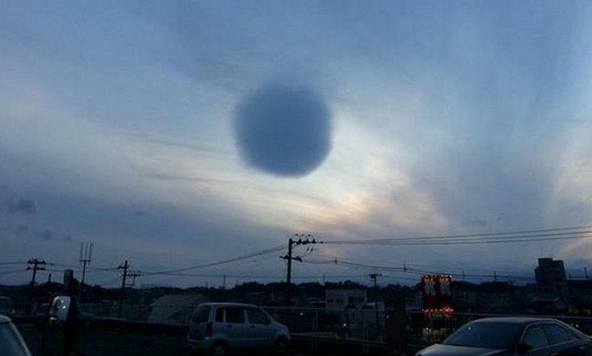 chmura w Japonii