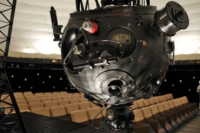 Chorzów. Przebudowa Planetarium Śląskiego