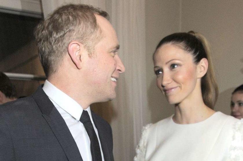 Adamczyk i Rozz podczas podróży poślubnej będą...