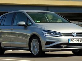 Volkswagen Golf Sportsvan 1.0 TSI – przerośnięty Golf | TEST