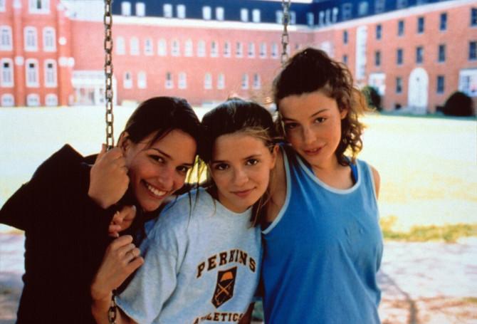 Miša sa drugaricama 2001. godine