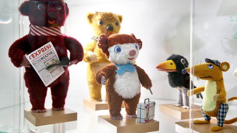 Miś Coralgol, Muzeum Zabawek i Zabawy w Kielcach