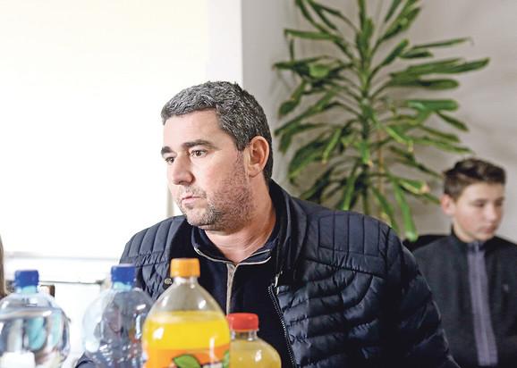 Očajan zbog gubitka sina: Nenad Filić