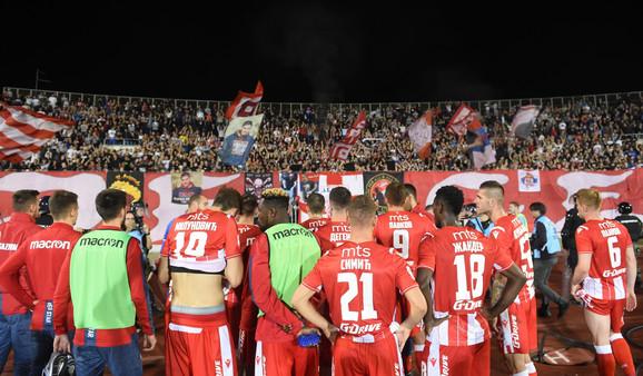 Iako će na tribinama atmosfera biti prijateljska, puleni Vladana Milojevića gledaće da obraduju svoje navijače