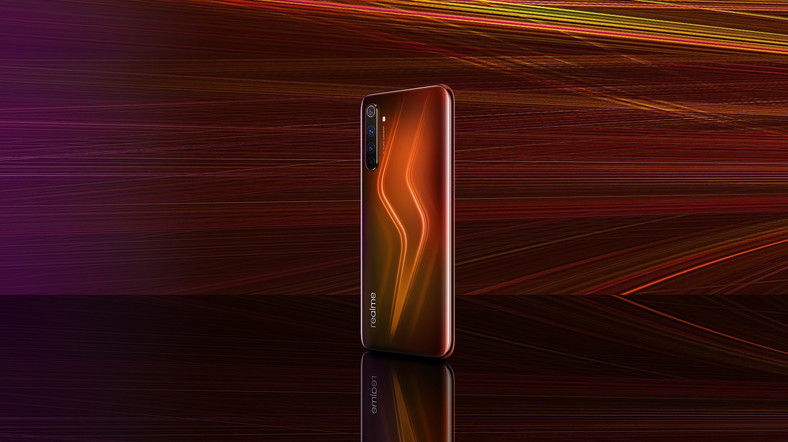 realme 6 Pro Lightning Orange