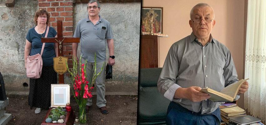 Skandal w Szubinie. Przyszli na pogrzeb znajomego i oniemieli na widok tego, co proboszcz zrobił z grobem ich babci