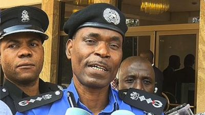 IGP instructs police officers to use 'legitimate force' against violent persons