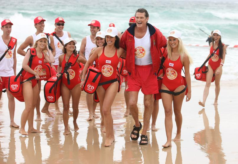 Baywatch-Star David Hasselhoff