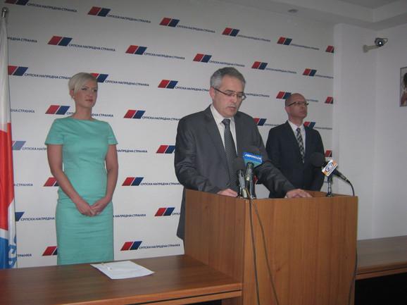 Koalicija na vlasti u Kruševcu je funkcionalna: Nenad Andrić