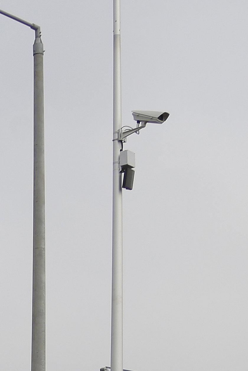 Kamery monitorują przejazd kolejowy na ul. Strzegomskiej