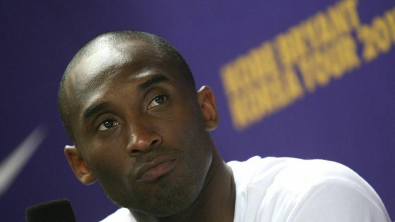 Kobe Bryant napadł na mężczyznę w kościele