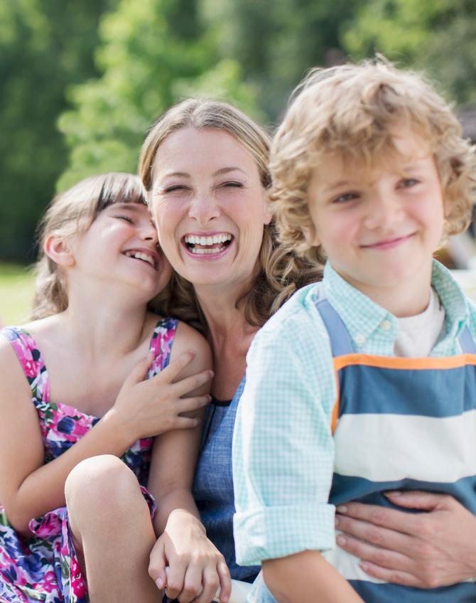 Mama želi samo da njena deca budu srećna