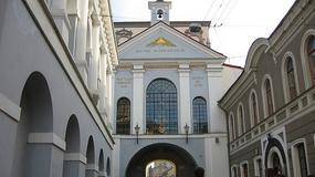 Litwa - Wilno na weekend