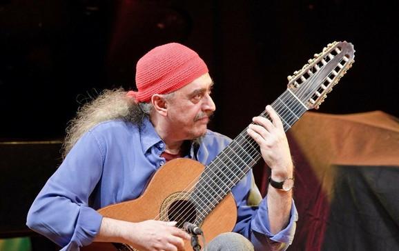 Zbog muzike živeo u džunglama Amazonije: Egberto Žismonti