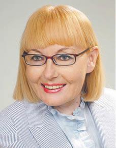 Prof. dr hab. Krystyna Gomółka, Wydział Zarządzania i Ekonomii, Politechnika Gdańska