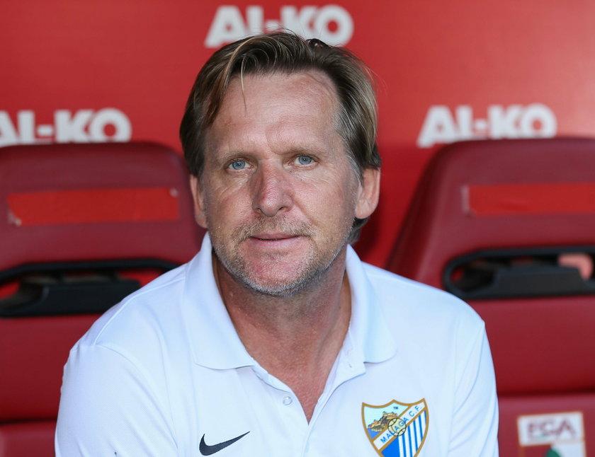 Trener Malagi Bernd Szchuster