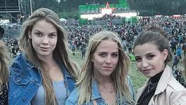 Julia Wieniawa, Iga Lis i Jessica Mercedes razem na zdjęciu. Gdzie się bawią?