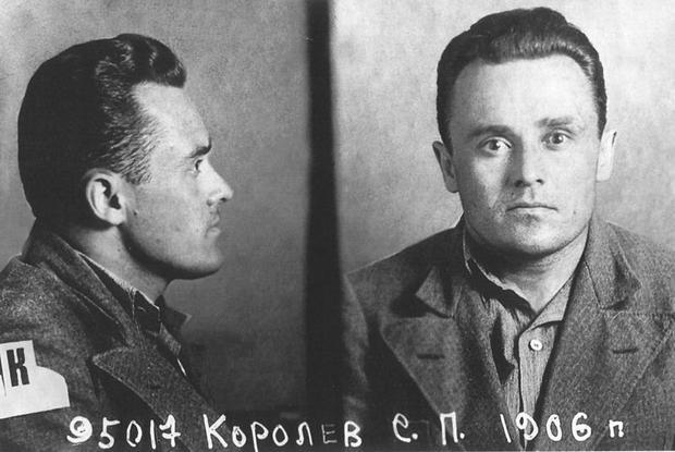 Siergiej Koroliow w więzieniu na Butyrkach w 1938 roku Fot. Soviet archives/Public Domain