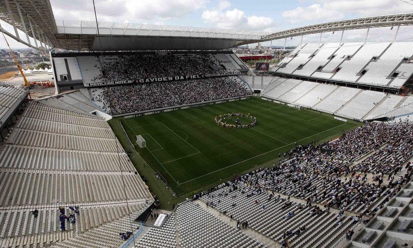 Sao Paulo Stadium