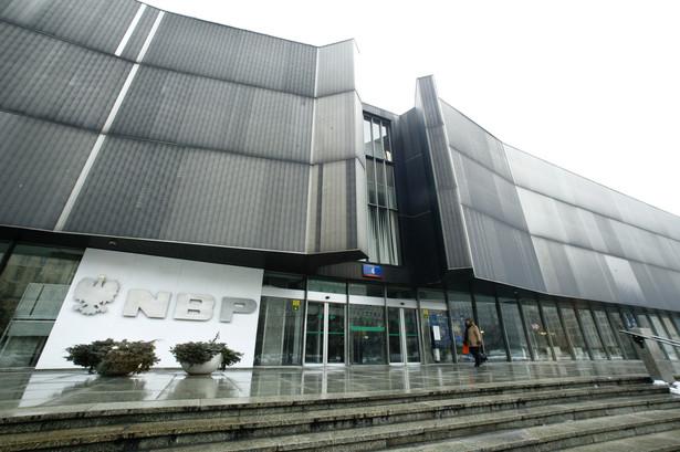 Narodowy Bank Polski - siedziba w Warszawie