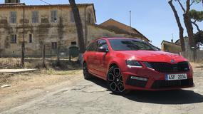 Skoda Octavia RS 245 – zero nudy, dużo emocji | TEST