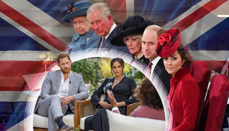 KRALJEVSKA PORODICA NIKAD RAZJEDINJENIJA: Kraljica na konstantnim 'kriznim sastancima', princ se čuo sa bratom i ocem, razgovori su protekli katastrofalno!