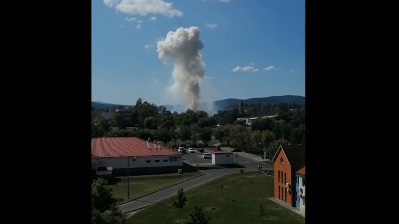 Elmarad a tűzijáték Kazincbarcikán, mert felrobbant telepítés közben egy gyári hibás rakéta
