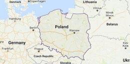 Ale wpadka! Google oddało Polskę Putinowi