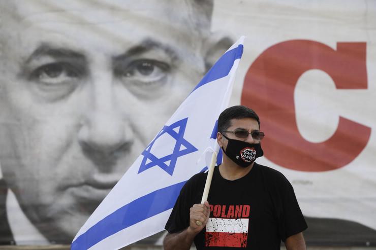 Tel Aviv, protest