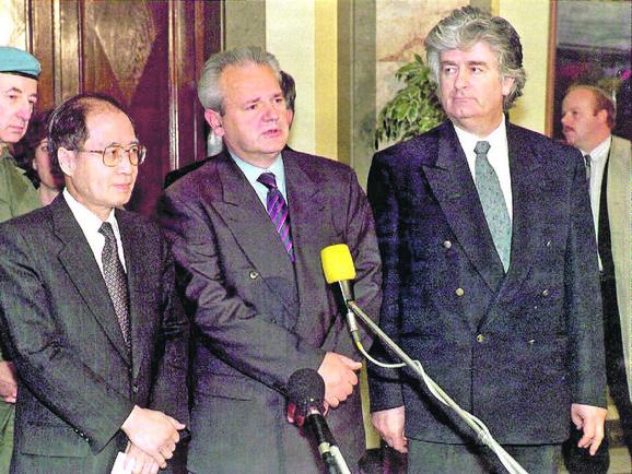 Karadžić je osuđen i za otmicu osoblja UN