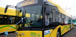 Przemalują autobusy