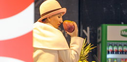 Steczkowska zadała szyku w warzywniaku! FOTO