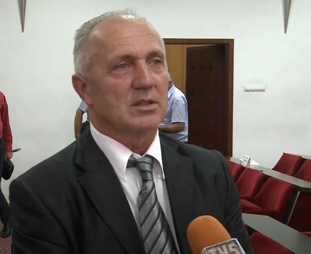 Miloš Nedeljković, bivši predsednik opštine Arilje