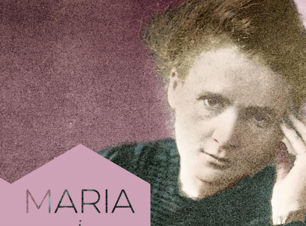 """Fragment okładki książki """"Maria i Paul. Miłość geniuszy"""""""